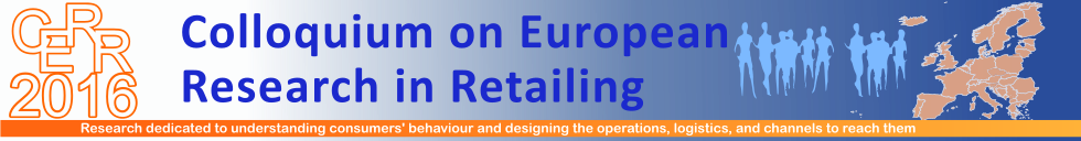Colloquium on European Research in Retailing 2016