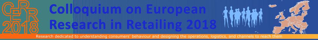 Colloquium on Euroepan Research in Retailing 2018